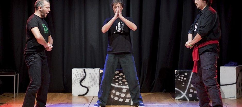 IMPRO' - la sfida spettacolo d'improvvisazione teatrale
