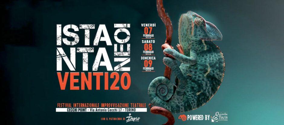 ISTANTANEO 2020 Festival Internazionale Improvvisazione Teatrale